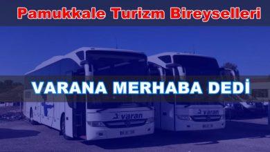 Photo of Pamukkale Turizm'de Bireysel Depremi