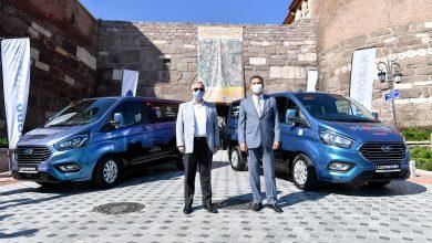 Photo of Türkiye'nin ilk ve tek yerli, hibrit elektrikli ticari aracı Custom PHEV'ler Ankara halkının hizmetinde…
